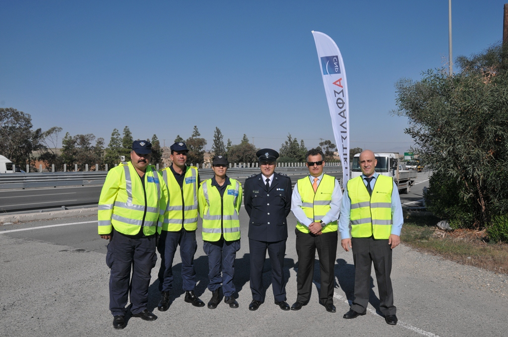Road Safety Motorway Event, November 13, 2015