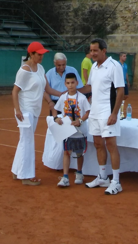 FIELD CLUB TENNIS ACADEMY CLOSING CEREMONY