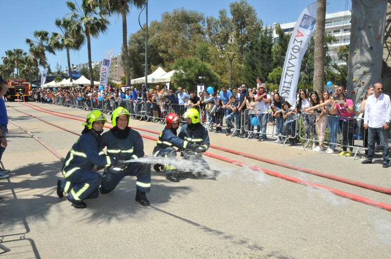 Fire Brigade Competition 22 April 2018