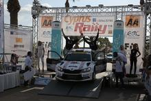 CYPRUS RALLY 'MOVED ON' WITH THE POWER OF CNP ASFALISTIKI