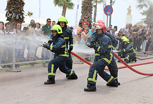 Fire Brigade Games 30 April 2017